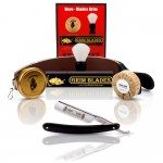 Two Straight Razor Shaving Kits For The Beginner