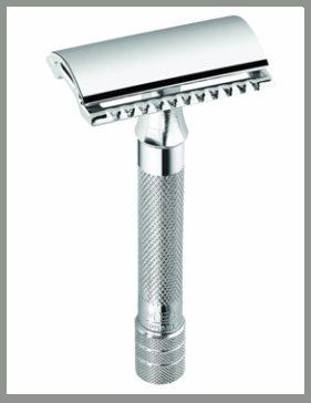 merkur classic safety razor