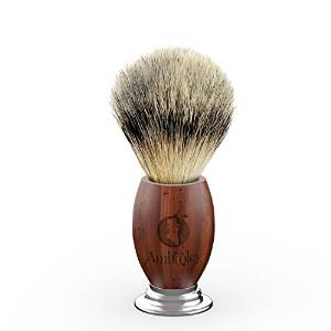 ambroley badger hair brush