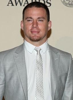 Channing Tatum's goatee look
