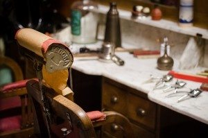 barber shop trim