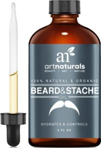 art naturals beard and mustache oil