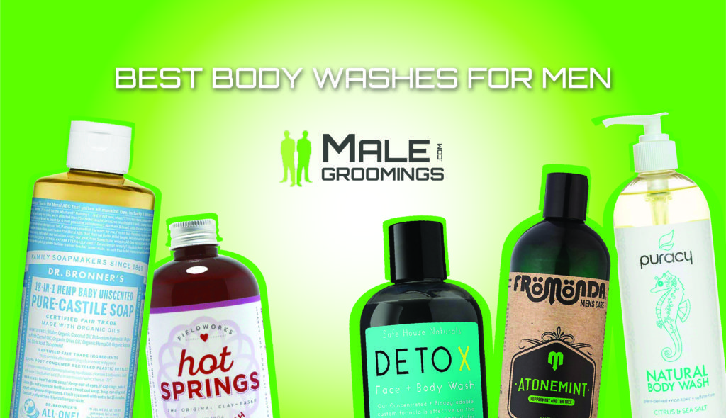 5 Best Body Washes For Men Skin Healthy And Vegan Male Groomings