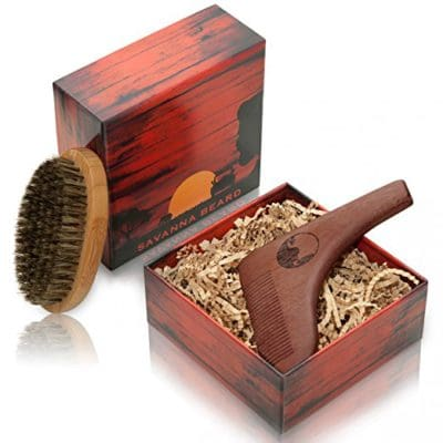 Savanna Beard Grooming Kit